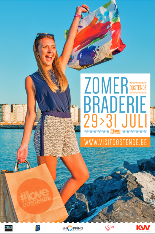 Zomerbraderie oostende