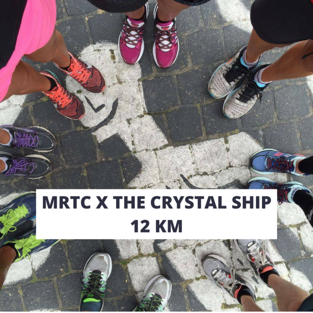 Mom Runs the City - Oostende - The Crystal Ship Run