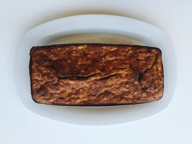 recipe banana bread Sportkookboek Stephanie Scheirlynck