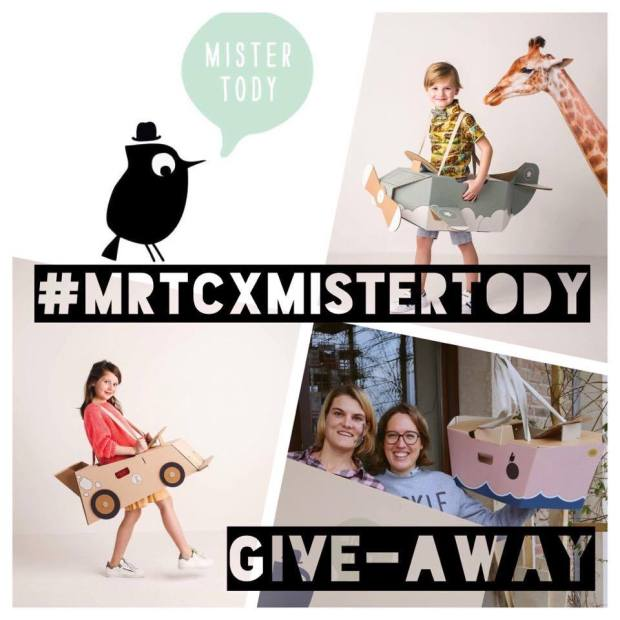 Mister Tody Give-away