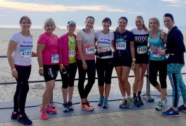 We ran the Ostend Night Run 2017