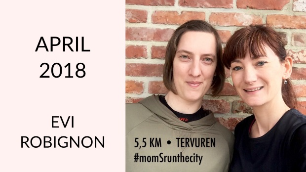 Moms run the city met Evi in Tervuren, Tervurenpark